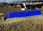 LLDPE Thermo Automatic Water Trough For Cattle / Pig 6M Anti Frost Free 40L - 80L